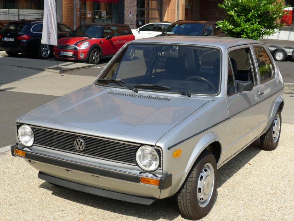 vw golf 1 gl movisti classic automobiles. Black Bedroom Furniture Sets. Home Design Ideas