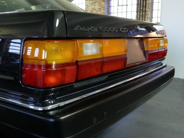Audi 5000 Cd Quattro Katalysator 171 Movisti Classic Automobiles