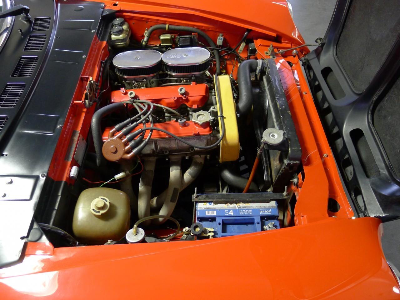 Fiat 124 Csa Abarth Stradale 171 Movisti Classic Automobiles