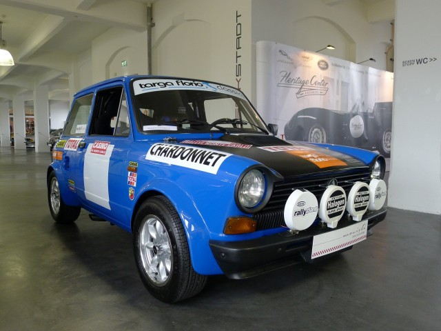 Autobianchi A 112 Abarth Chardonnet Recreation 171 Movisti