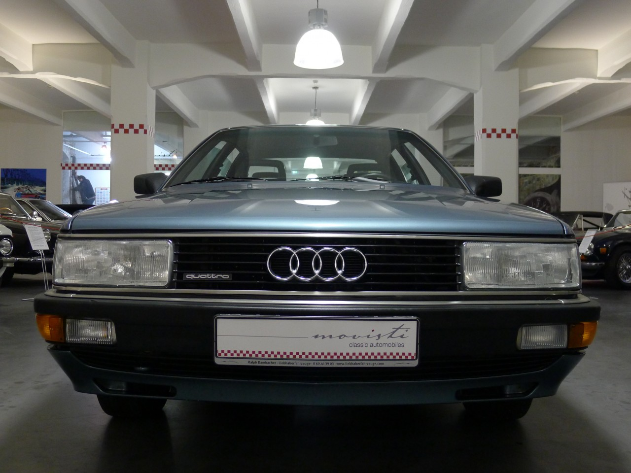Audi 200 Quattro 171 Movisti Classic Automobiles