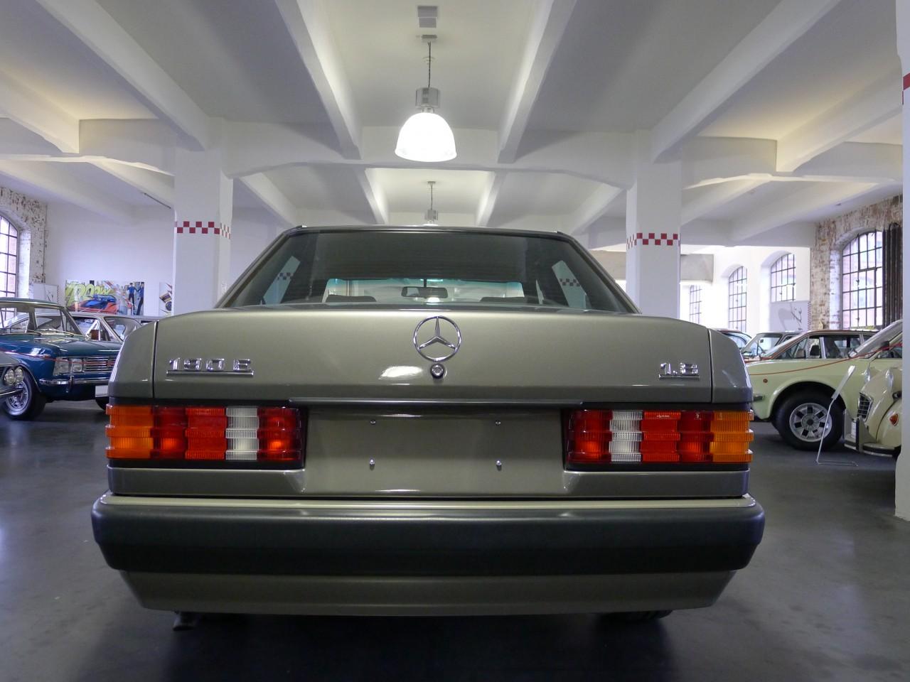 Mercedes Benz 190E 18 Movisti Classic Automobiles
