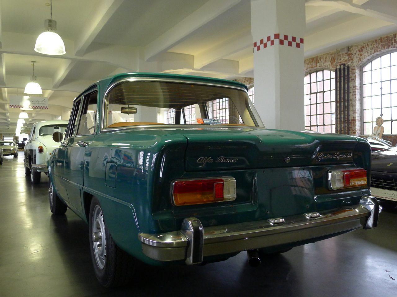 P X on Alfa Romeo Giulia