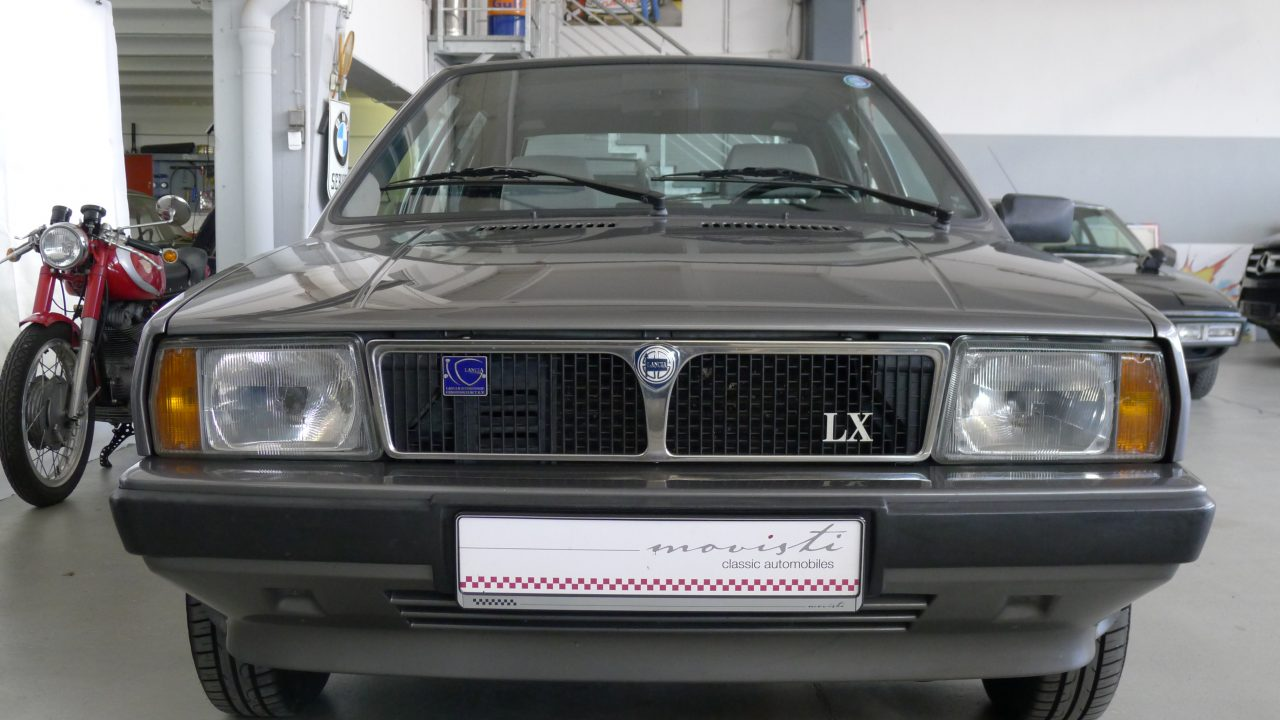 lancia delta lx 1300 « movisti classic automobiles